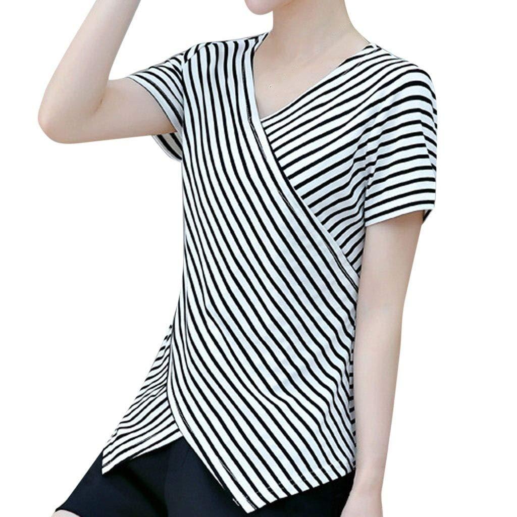 38002478e5 Amazon.com: Women'S Blouses Bummyo Ladies Tops Shirts Fashion Ladies ...