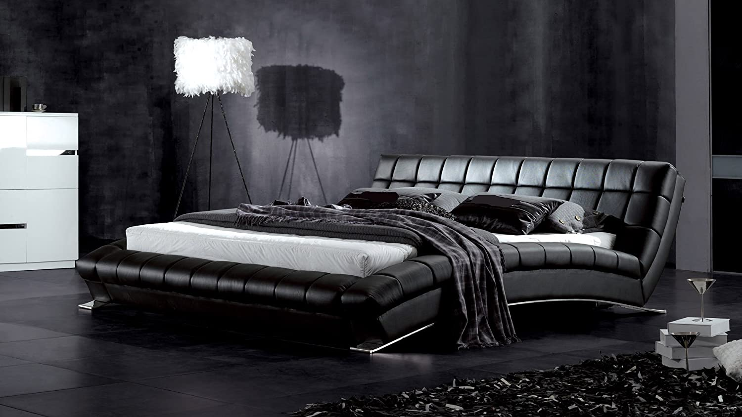 Top 8 Best Curved Platform Beds Reviews in 2020 6