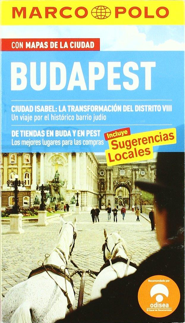 Guia Budapest - con mapas de la ciudad Marco Polo - Guias: Amazon ...