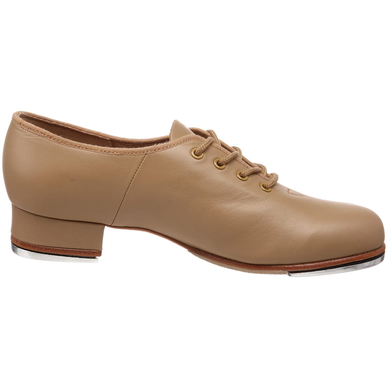 Bloch Women's Jazz Tap Shoe B0041HZ1B6 8 X(Medium) US|Tan