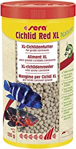 Sera 214 Cichlid Red XL 13.oz 1000 ml Pet Food, One Size