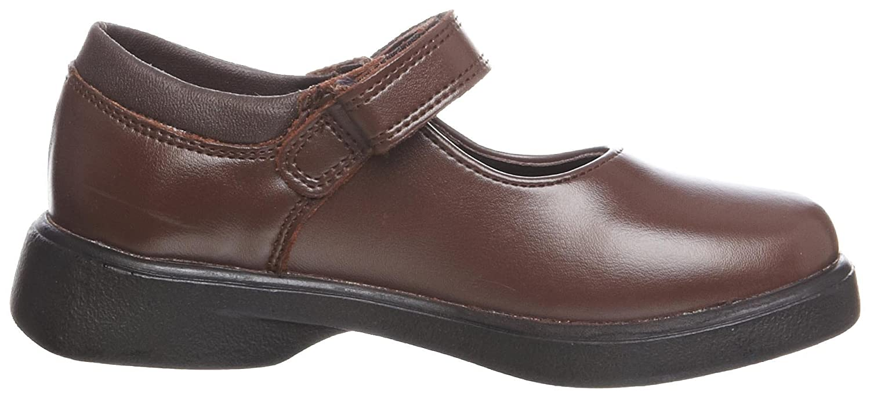 5802f17c20835 Toughees Kids Vivianne Velcro School Shoe