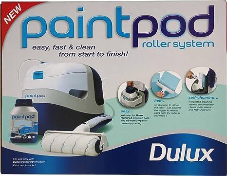 Dulux paintpod roller system rullo per pitturare amazon fai