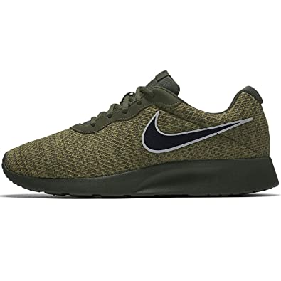sports shoes 5e851 a362e Nike Men s Tanjun Sneakers, Breathable Textile Uppers and Comfortable  Lightweight Cushioning ...