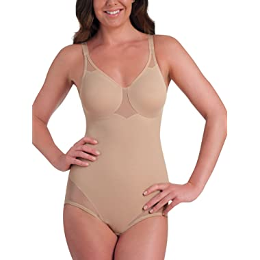 Miraclesuit Women's Extra Firm Sexy Sheer Shaping BodyBriefer,