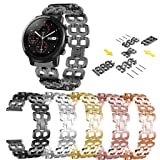 For Huami Amazfit 2S,Sunfei Stainless Steel Chain