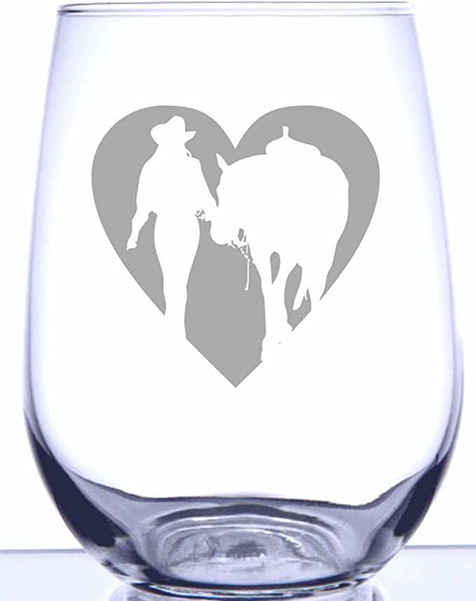 Winosaur Stemless Wine Glasses Etched Engraved Perfect Fun Handmade Gifts for Everyone Set of 2