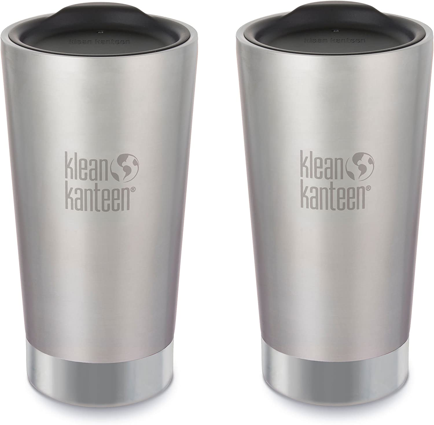 Klean Kanteen 16oz Vacuum Insulated Stainless Steel Pint Cup Tumbler