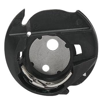 ChaRLes Caso de la bobina piezas de máquina de coser para Singer #Q6A0764000 3323 4411 4423 5511 5523: Amazon.es: Bricolaje y herramientas