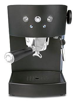 ascaso 600768 Cafetera expreso Basic, color negro: Amazon.es ...