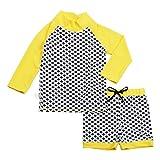 JAN & JUL Toddler's UPF 50+ Sun Protection Shirt