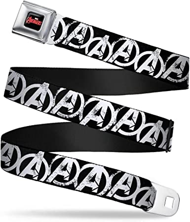 Buckle-Down Unisex-Adults Seatbelt Belt Pennsylvania XL Flags//Black 1.5 Wide-32-52 Inches