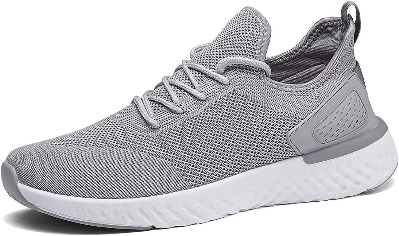 Zapatillas para Correr para Hombres,Zapatos Hombre Deportivos Transpirables Casual Yoga Gimnasio Correr Sneakers: Amazon.es: Zapatos y complementos
