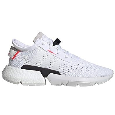 on sale ddc41 a9e81 Adidas POD-S3.1 Noir y Gris. Chaussures de Gymnastique Homme. Sneaker