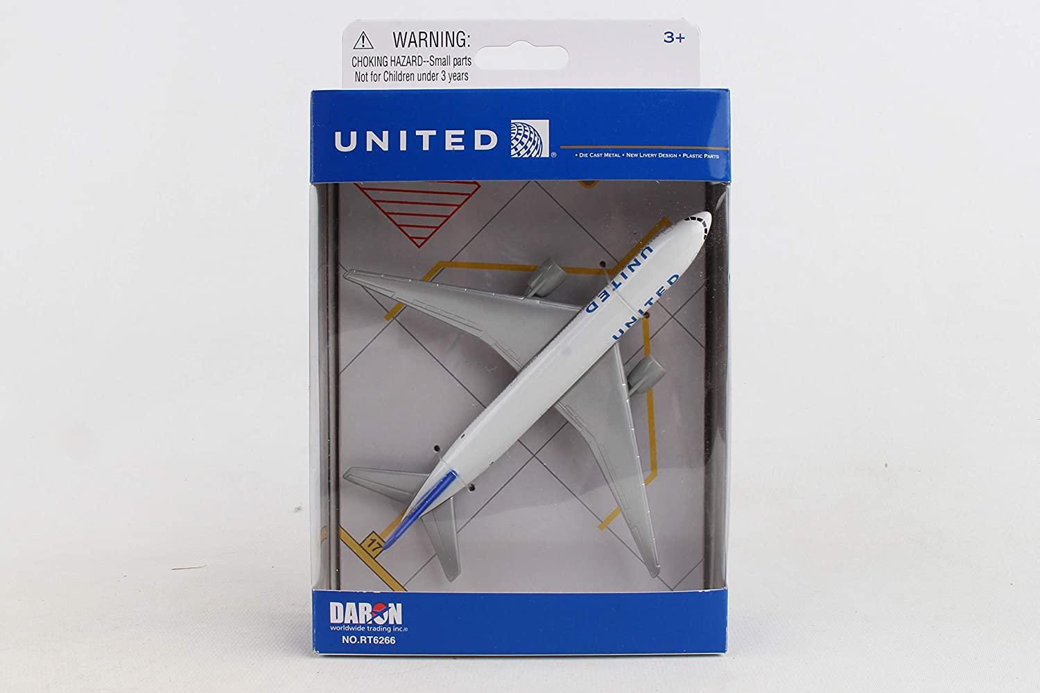 DARON United Airlines B777