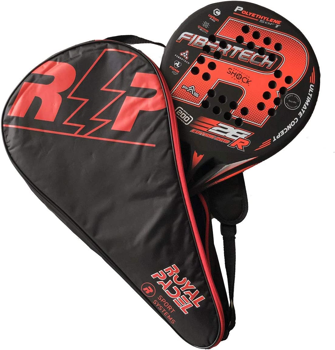 Royal Padel R28 2019: Amazon.es: Deportes y aire libre