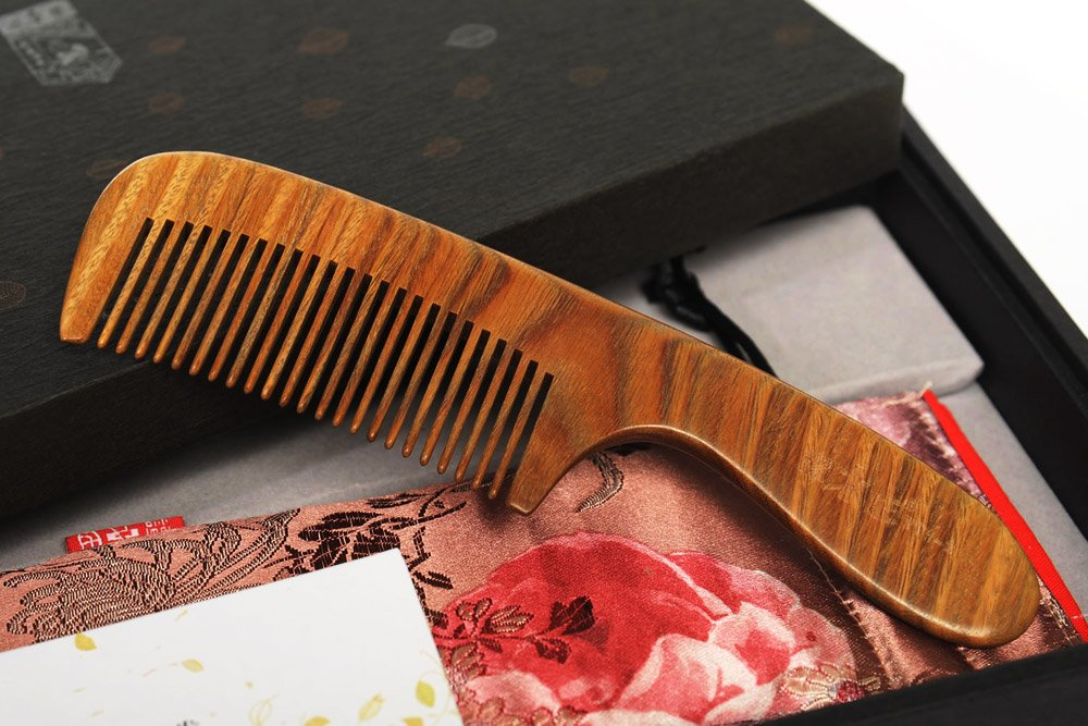 Tan's Gift Set-Comb Jade Sandalwood 4-2 by Tan's