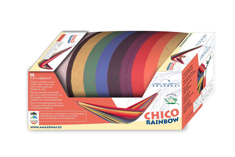 as AZ-1012110 Baby Mini Amaca Chico Rainbow