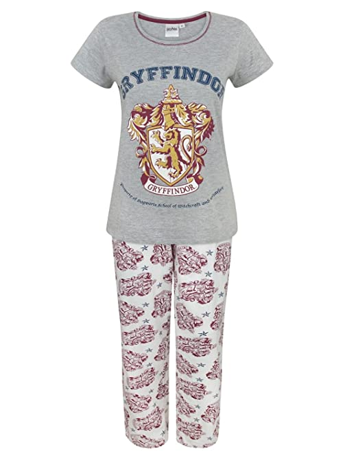 Harry Potter Gryffindor Womens Pyjamas ...