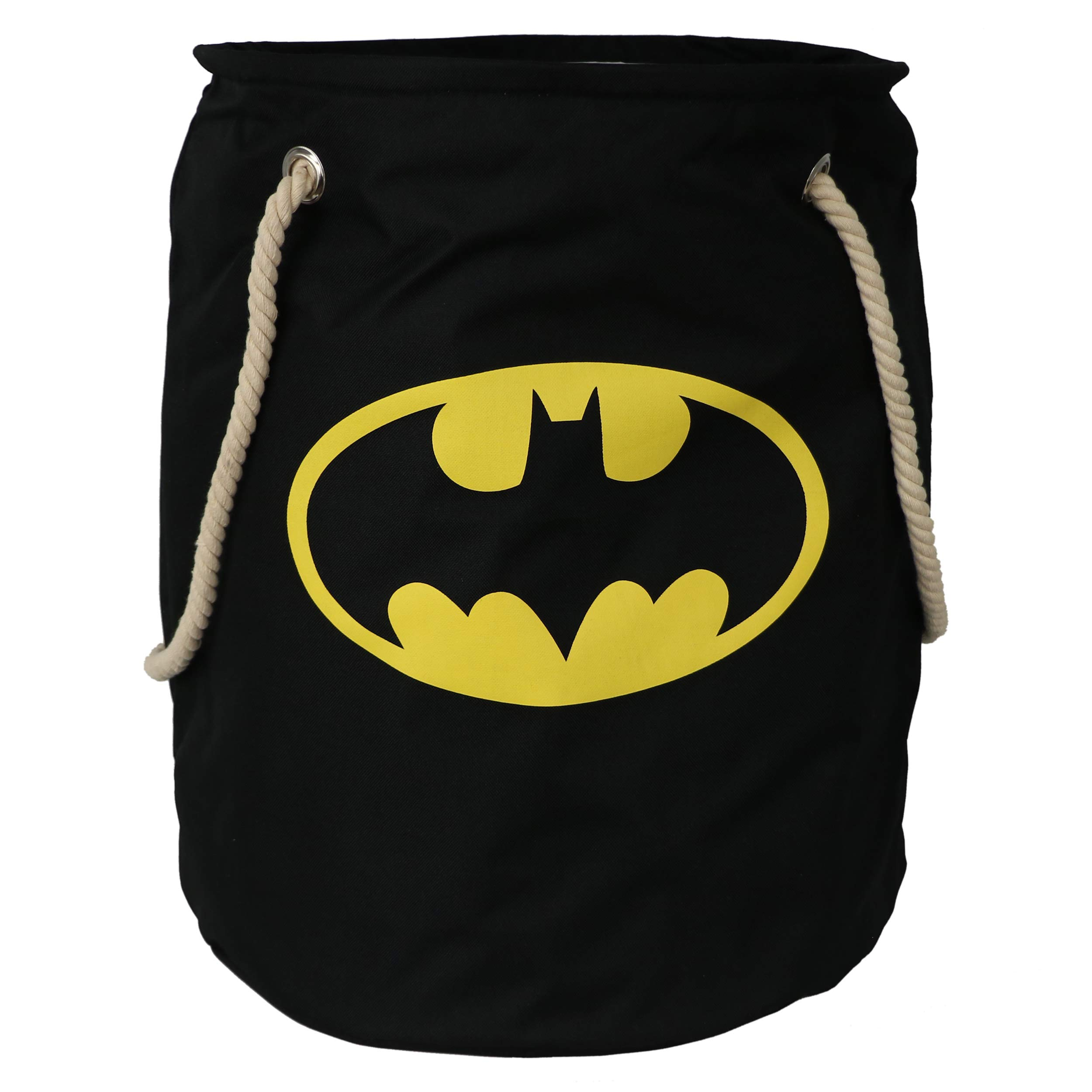 Batman - Large Bin for Toys - Bedroom Organizer - Large Storage Bin with Large Capacity. Adult and Kids Room Décor, for All Ages!