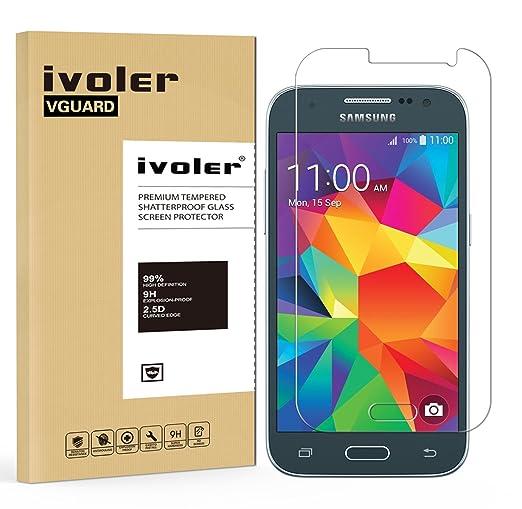 10 opinioni per Samsung Galaxy Core Prime Pellicola Protettiva, iVoler® Pellicola Protettiva in