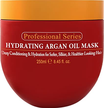 Review Hydrating Argan Oil Hair