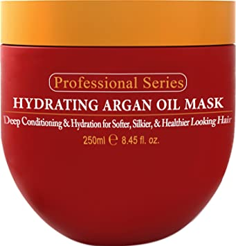 Amazon Com Hydrating Argan Oil Hair Mask And Deep Conditioner By