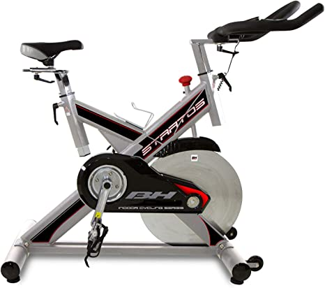 BH Fitness - Bicicleta Indoor Stratos: Amazon.es: Deportes y aire libre