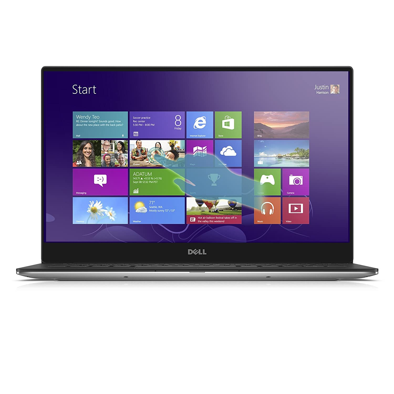 Amazon.com: Dell XPS 13 13.3-Inch Touchscreen Laptop (XPS9343 ...
