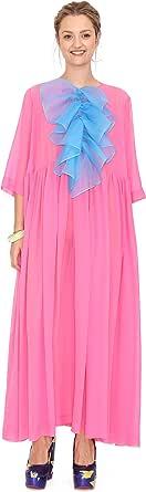 Agatha Ruiz de la Prada - Vestido Vaporoso en Gasa de Seda