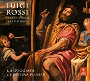 Rossi: La lyra d'Orfeo - Arpa davidica