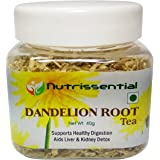 Nutrissential Pure Dandelion Root Tea Kashmir, (40 g Pack)