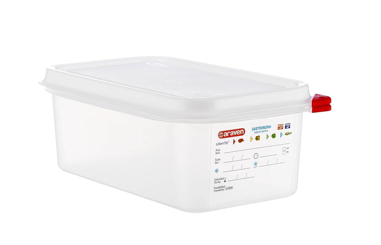 araven 03027 Airtight Food Container, BPA Free, 2.9 Quart