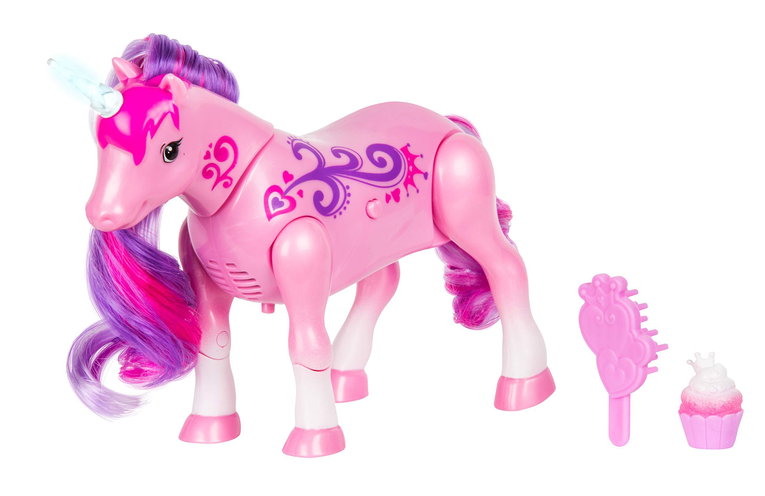 Little Live Pets - Sparkles My Dancing Interactive Unicorn   Dances & Lights to Music - Engaging Fun - Batteries… 6