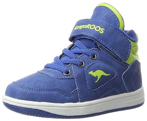 KangaROOS K-baskkid LV, Zapatillas Altas Unisex para Niños: Amazon.es: Zapatos y complementos