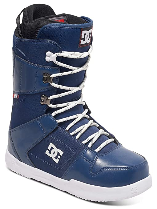 Dc Shoes Phase M Lsbt Isb, Color: Insignia Blue, Size: 42 EU