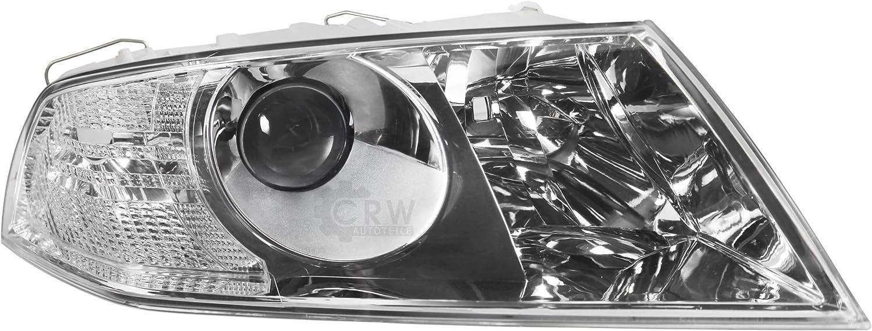 Scheinwerfer rechts Octavia 1Z Bj 04-08 H7//H1 inkl Stellmotor