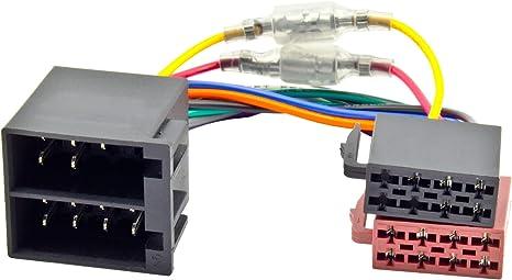 Auto Radio Antennes Adaptateur Rallonge ISO femelle Sur Din Fiche
