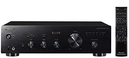 pioneer elite a 20 2 channel integrated amplifier with direct energy design
