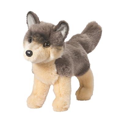 Douglas Dancer Wolf Plush Stuffed Animal: Toys & Games