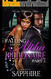 Falling for an Alpha Billionaire 3: BWWM Romance