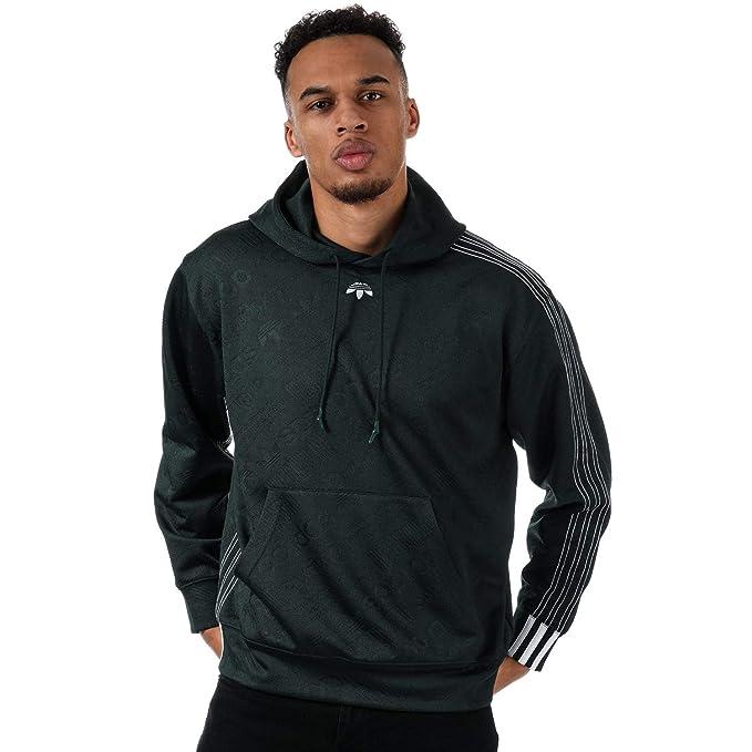 In Mens Adidas Jacquard Wang Alexander Green Originals Hoody SUzVpqM