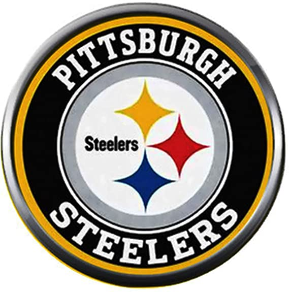 Amazon Com Nfl Logo Pittsburgh Steelers Cool Football Fan Team
