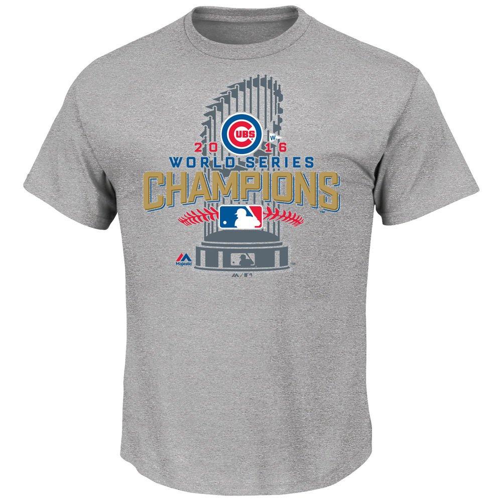 Chicago Cubs 2016 World Series Champs Locker Room T Shirt 3279