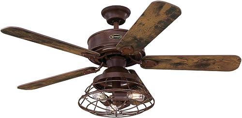 Westinghouse Lighting 7220500 Barnett 48-Inch Barnwood Indoor
