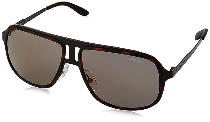 Carrera Herren Sonnenbrille 101/S CT Klt, Braun (Brw Hvn Brw/Copper Grey Speckled), 59