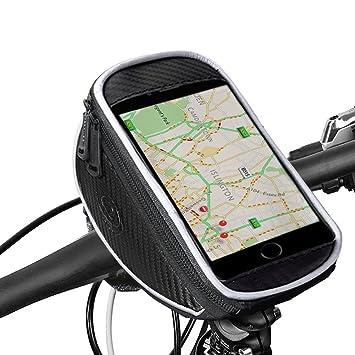 Bicycle Phone Bag Ubegood Waterproof Bike Phone Bag