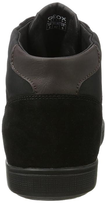 e1f1ddfaad7b52 Geox U Taiki B ABX A, Baskets Montantes Homme: Amazon.fr: Chaussures et Sacs