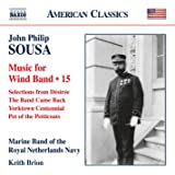 Music for Wind Band Vol.15