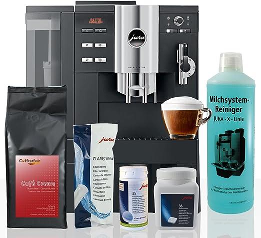 Jura IMPRESSA Xs9 Classic – Cafetera automática con Starter Café ...